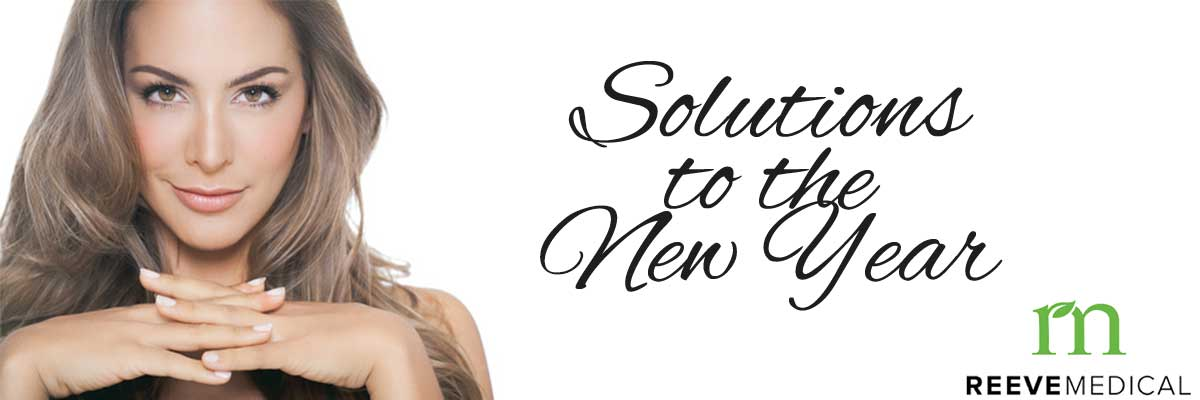 Solutions to New Year - Botox